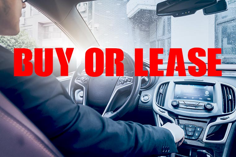 to buy or lease a vehicle Is it better to lease or buy a truck for my business taxes by jeremy including the ability to purchase the vehicle at a discounted price at the expiration of.