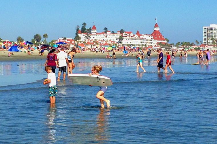 Why Not Spend the Holidays in Sunny San Diego?