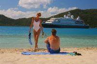 cruise ship, vacation, couple, beaches