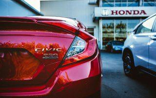 Hionda, cars