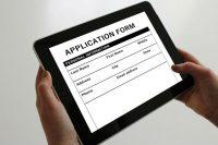 application, form