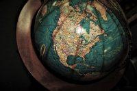 globe, country