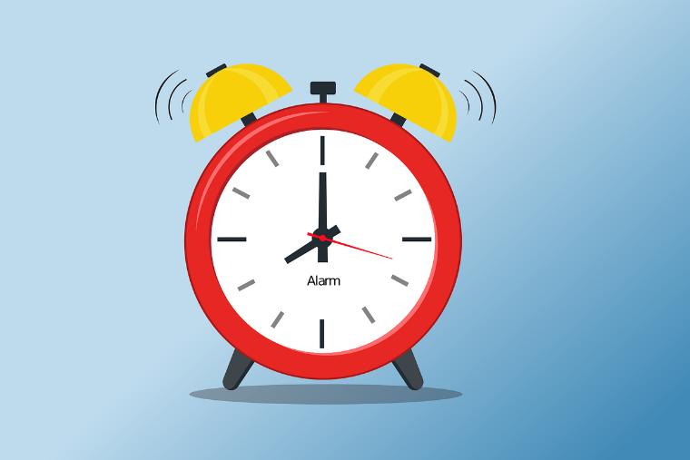 Alert Time Taxes