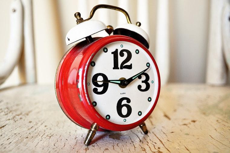 deadline, clock