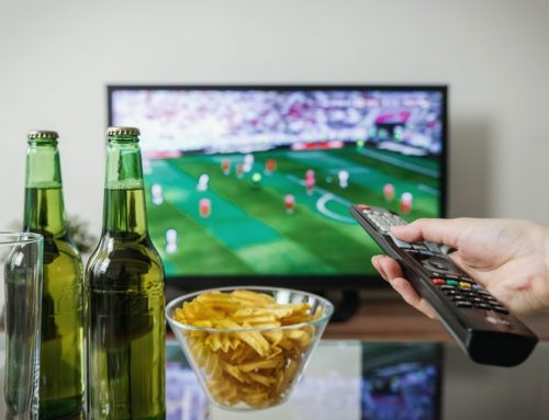 Super Bowl consumer spending down — fans staying home, watching less