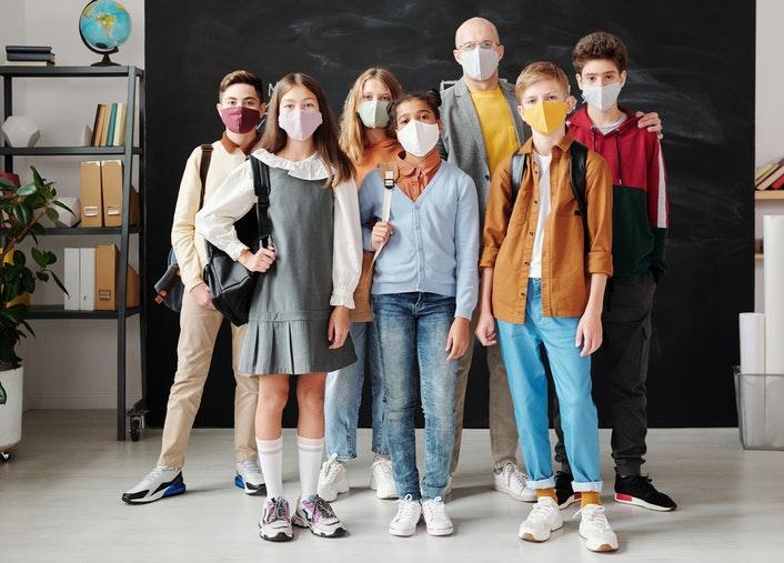 educators teachers classroom PPE