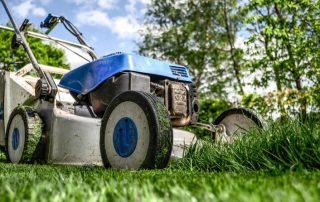 gardening lawnmower