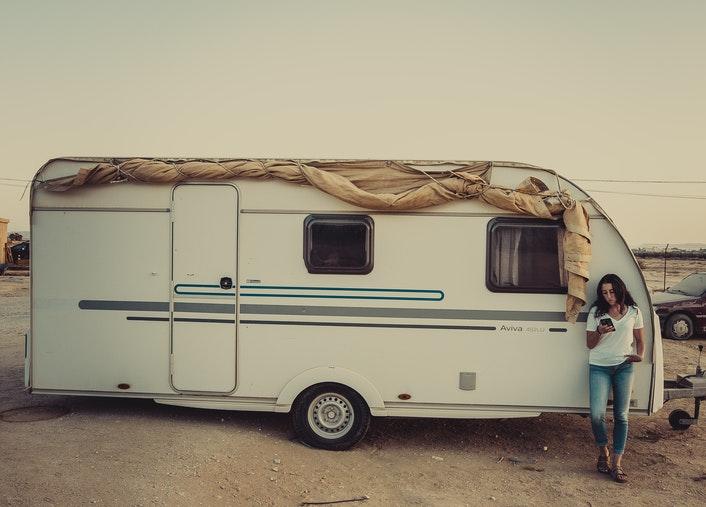 Rving camping pandemic travel