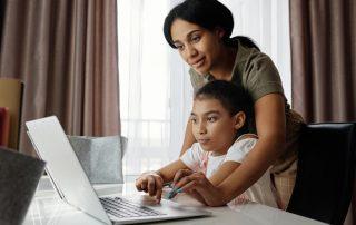 students kids minorities homework