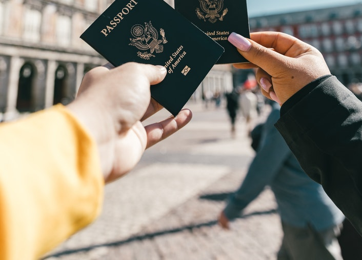 abroad residents taxes travel
