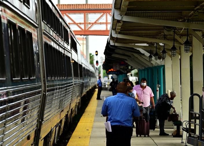 Amtrak summer travel