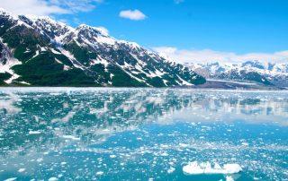Alaska summer vacations cruises