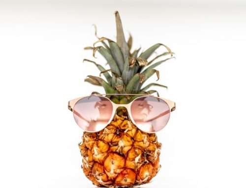 With a pumpkin shortage looming, carve a Halloween pineapple instead